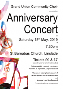 Anniversary Concert Poster Web Image