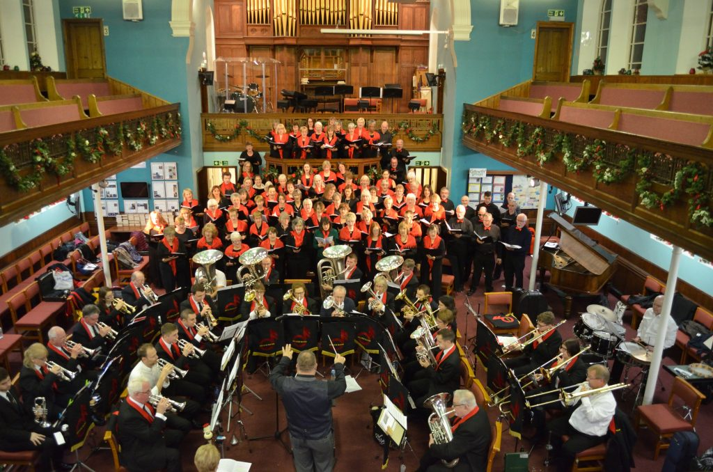 Christmas Brass and Voices - Dec 2018